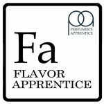 The Flavor Apprentice from Permumers apprentice logo